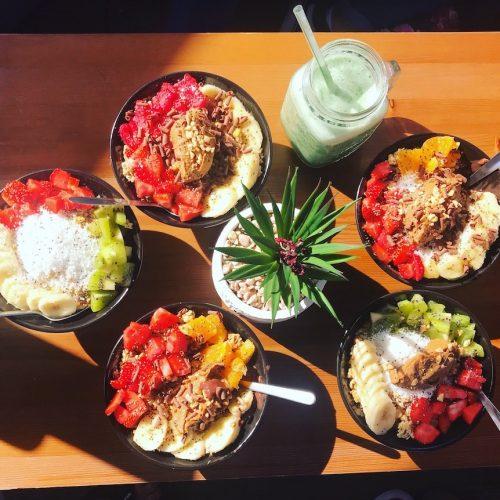Acai Bowl Mimizan Restaurant
